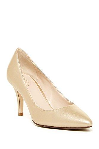 Cole Haan Womens Juliana Pump 75mm Soft Gold, 6.5 (Juliana Cole 75 Haan)