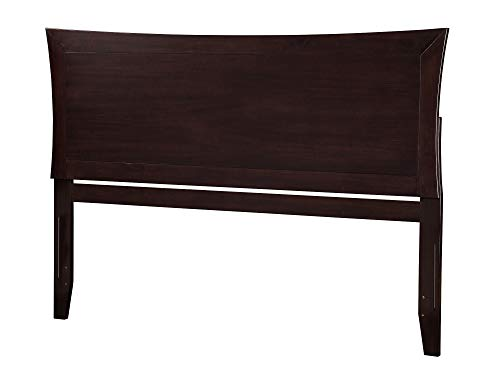 Atlantic Furniture AR290851 Metro Headboard, King, Espresso ()