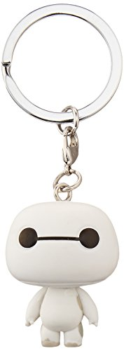 Funko Pocket Pop Keychain: Disney Nursebot Baymax Action Figure