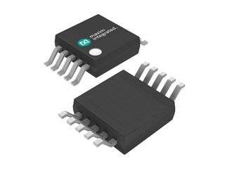 MAXIM INTEGRATED MAX5841MEUB+ MAX5841 Series 4 Channel 5.5 V 10-Bit I2C Surface Mount D/A Converter - UMAX-10 - 50 item(s) by MAXIM INTEGRATED