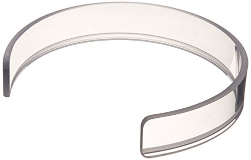 Sammons Preston Invisible Food Guard, Reusable Snap-On Plastic Ring Fits 8.5
