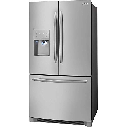 'Frigidaire Gallery Stainless French Refrigerator'