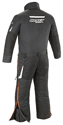 Joe Rocket 1821-066 SnowGear Black XX-Large Suit (Titan 1-Piece),1 Pack