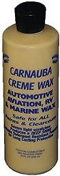 Woody Wax CARNAUBA CREME WAX 16 0Z.