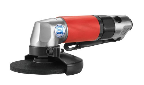 SHINANO SI-2501L 100MM MINI GRINDER PNEUMATIC (AIR) ANGLE GRINDER 12000RPM LEVER THROTTLE