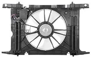 Reemplazar SC3115108 - Montaje de radiador dual y ventilador de ...