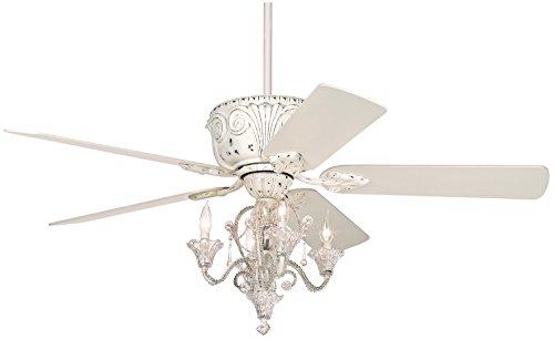 white antique ceiling fan - 6