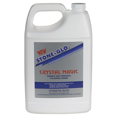 Stone Glo Crystal Magic 4x1 Gallon - Case - Floor Glo Stone