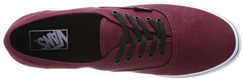 Vans Unisex Authentic (tm) Lo Pro Sneaker Tawny Port / Wahres Weiß