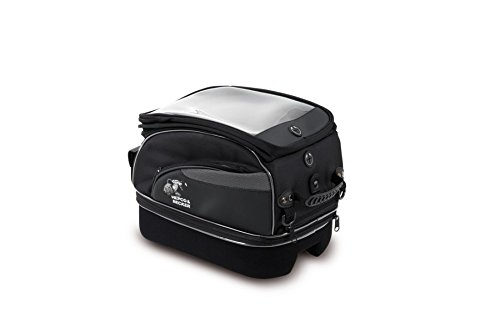 - HEPCO BECKER (Hepuko and Becker) STREET (Street) TOURER (Tourer) tank bag L 270x330x240 (330) mm 14-19L black 640800-0001