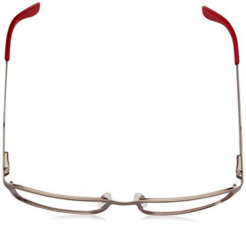 Carrera Montures de lunettes Ca6630 Pour Homme Matte Black, 54mm Argent