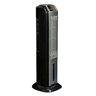 NewAir AF-310 Evaporative Cooler Tower, Black