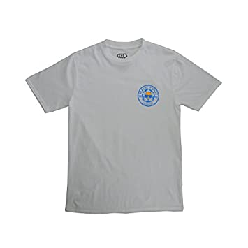 Magic Toast Foxy Logo T-Shirt White Medium  Snowboard Skateboard Surf Leicester aca04bdd2d