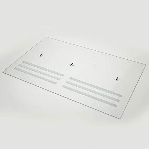 (218390591 Refrigerator Crisper Drawer Cover Insert Genuine Original Equipment Manufacturer (OEM) Part)