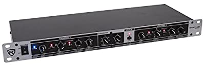 Rockville RX230 2 Way Stereo / 3 Way Mono Crossover with XLR Input & Output from Audiosavings