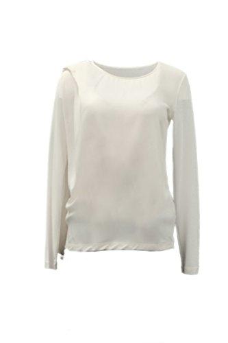 maxmara-womens-draped-panel-silk-jersey-combo-nebula-top-sz-l-ivory-160429mm