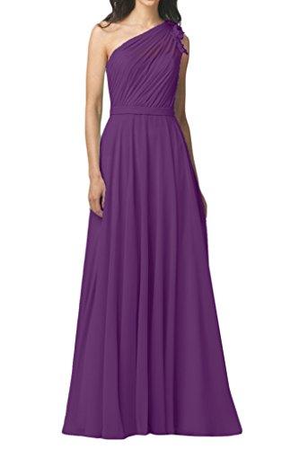 Missdressy -  Vestito  - linea ad a - Donna uva 58
