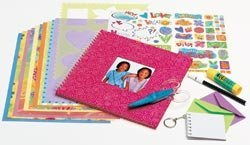 It's My Life Scrapbook Kit - Craft Kits by Creativity For Kids (1011)