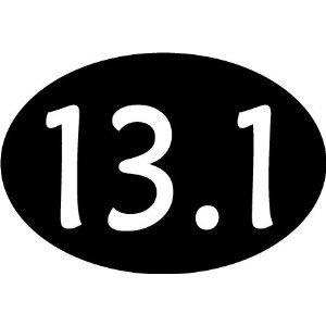 13.1 Oval Magnet(black)