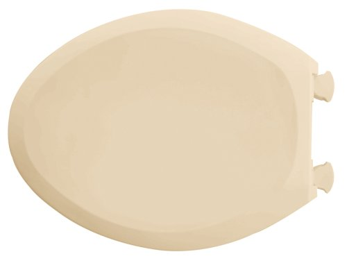 American Standard 5325.010.021 Champion Slow Close Elongated Toilet Seat, Bone - Toilet Seat Bone