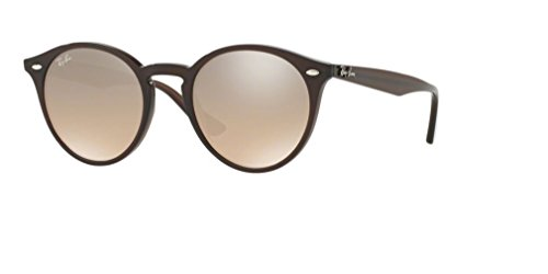 Ray Ban RB2180 62313D 51M Opal Brown/Brown Mirror Silver ()