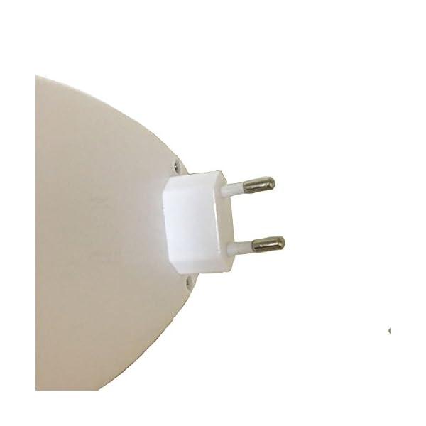 Zanzara Trappola per Interni, Mosquito Killer Light Safe USB, Plug, Basso Consumo, Ultra-Silenzioso, Repellente zanzare… 4 spesavip