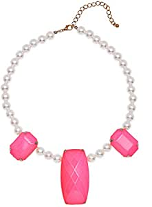 Coquette Women's Pearl Necklace