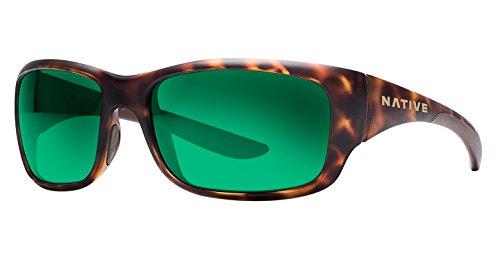 Native Eyewear Kannah Polarized Sunglasses, Desert Tort - Desert Sunglass