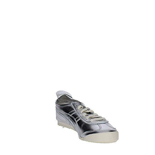 Comprar Barato Envío Barato Venta Nuevo Onitsuka Tiger D6G1L..9393 Sneakers Uomo Pelle Sintetico Argento Argento 42½ Tienda En Línea Barato XN5vTVwzCD