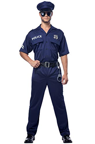 with Cop Costumes design