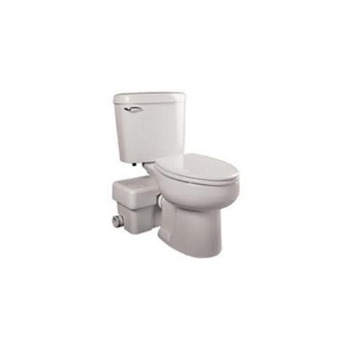 Liberty Pumps ASCENTII-ESW 1/2 HP, 115VESW Macerating Toilet