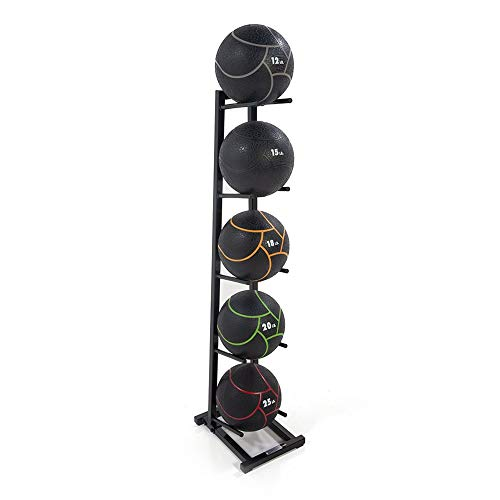 Power Systems Med Ball Tree - Black