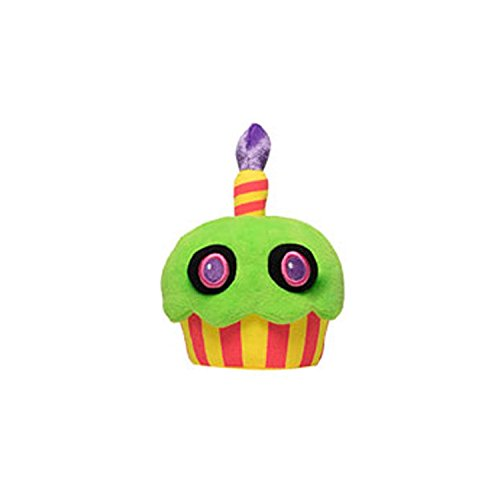 Funko Five Nights At Freddy's-Cupcake Neon Plush Collectible