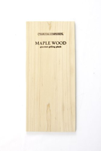 Charcoal Companion Wood Grilling Plank / Single (Maple) - CC6046