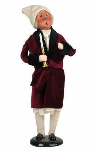 Byers Choice - Ebenezer Scrooge - A Christmas Carol - Christmas Decoration