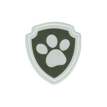 Amazon.com: 3 Inch Skye Badge Paw Patrol Pup Wall Decal ...