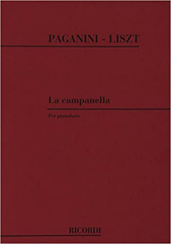 Lire un Grandi Studi Da Paganini: La Campanella epub pdf