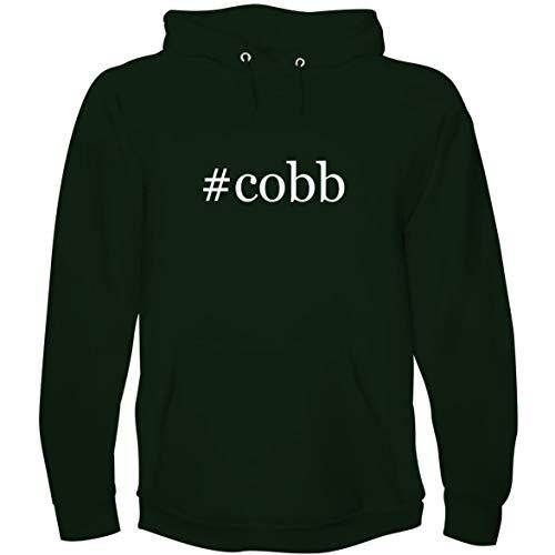 Cobb Tuning Wrx - The Town Butler #Cobb - Men's Hoodie Sweatshirt, Forest, Small