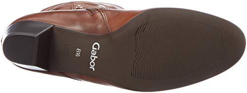 Gabor Sattel 34 Marrone Alti Donna Stivali Comfort Micro Basic HqOw8YHr