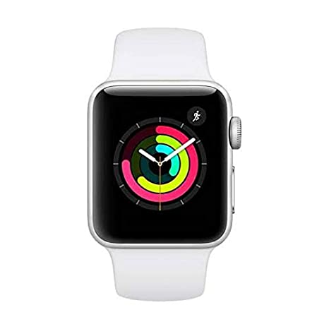 Amazon.com: Smart Watch Seire 4 iOS & Android (White): Cell Phones & Accessories