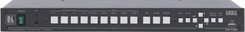 (Kramer Electronics VP-728 9-Input ProScale Presentation)