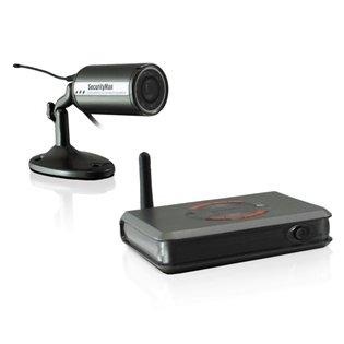 Security Man Outdoor/Indoor Bullet Color Camera (1Ch)