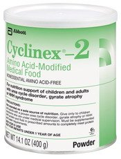 Cyclinex-2 Amino Acid-Modified Medical Food Powder 14.1-Oz (400-G) Can - 1 Each