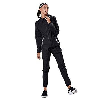 Running Night 5 Veces más Sudor Sauna Sportswear Ejercicio Fitness ...