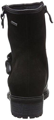 de para Kansas Tex Ara Mujer 01 Casa Estar Negro negro Zapatillas negro Gore por st xqTdtrzdwX