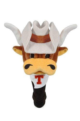 NCAA Texas Longhorns Mascot Headcover, Outdoor Stuffs