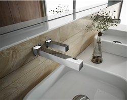 Fontana Showers Fontana Wall Mounted Bath Sensor Faucet w...