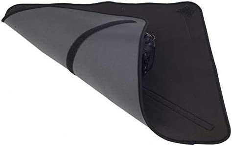 55 x 55cm Size Camera Accessories JA Shockproof Neoprene Bag Magic Wrap Blanket for Canon//Nikon//Sony Camera Lens