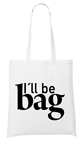 Bag Bag White I`ll I`ll Be Be WnR74