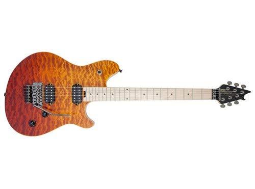 EVH Wolfgang WG Standard Quilt Maple - Tri Fade (Guitar Evh)